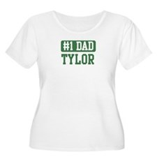 Number 1 Dad - Tylor T-Shirt