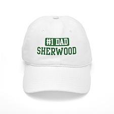 Number 1 Dad - Sherwood Baseball Cap