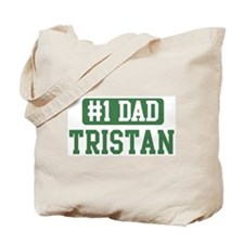 Number 1 Dad - Tristan Tote Bag