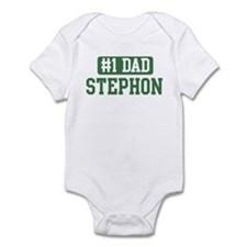 Number 1 Dad - Stephon Onesie