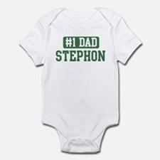 Number 1 Dad - Stephon Onesie