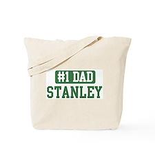 Number 1 Dad - Stanley Tote Bag