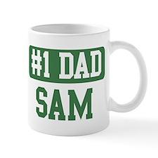 Number 1 Dad - Sam Mug