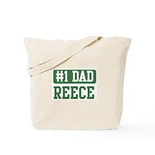 Number 1 Dad - Reece Tote Bag