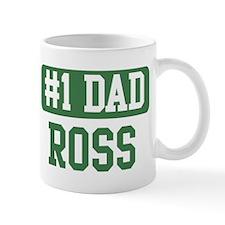 Number 1 Dad - Ross Mug