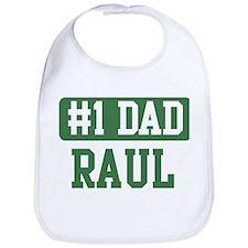 Number 1 Dad - Raul Bib