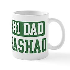 Number 1 Dad - Rashad Mug