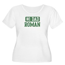 Number 1 Dad - Roman T-Shirt