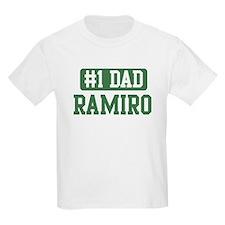 Number 1 Dad - Ramiro T-Shirt