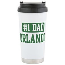 Number 1 Dad - Orlando Travel Mug