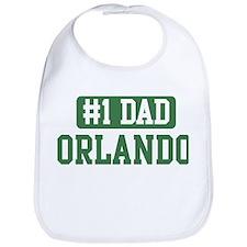 Number 1 Dad - Orlando Bib