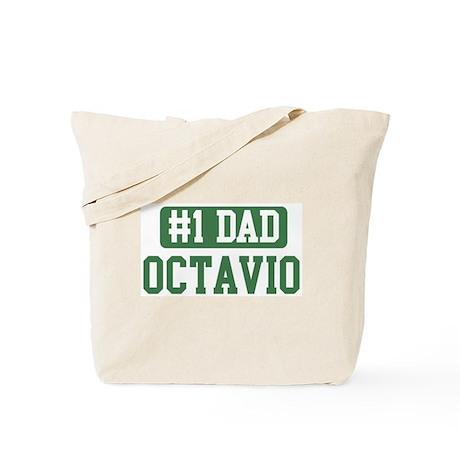 Number 1 Dad - Octavio Tote Bag