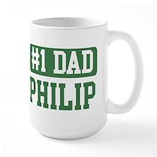 Number 1 Dad - Philip Mug