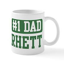 Number 1 Dad - Rhett Mug
