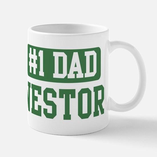 Number 1 Dad - Nestor Mug