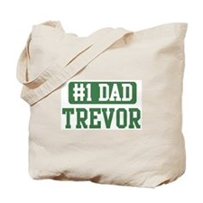 Number 1 Dad - Trevor Tote Bag