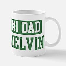 Number 1 Dad - Melvin Mug