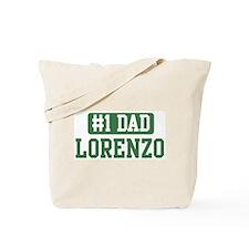 Number 1 Dad - Lorenzo Tote Bag
