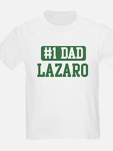 Number 1 Dad - Lazaro T-Shirt