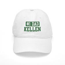 Number 1 Dad - Kellen Baseball Cap