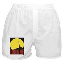 Cute Rocketry Boxer Shorts