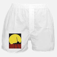 Funny Tripoli Boxer Shorts