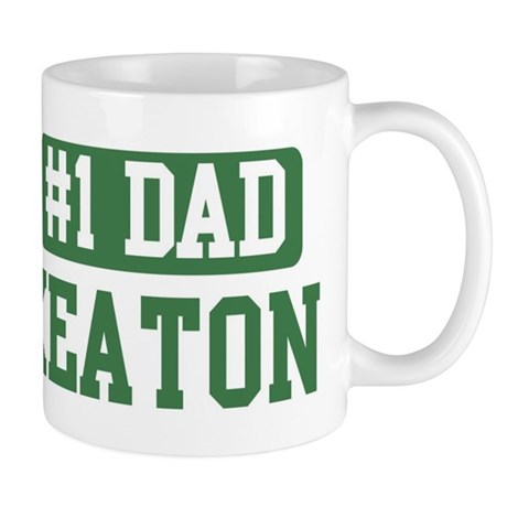 Number 1 Dad - Keaton Mug