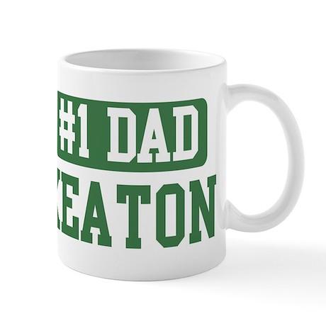Number 1 Dad - Keaton Mug