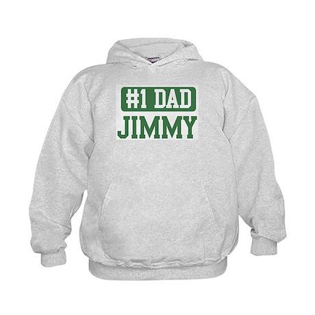 Number 1 Dad - Jimmy Kids Hoodie