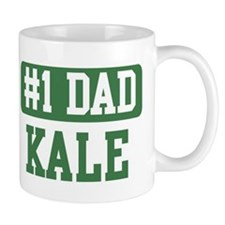 Number 1 Dad - Kale Small Mug