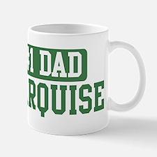 Number 1 Dad - Marquise Mug