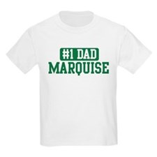 Number 1 Dad - Marquise T-Shirt