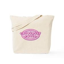 Calvinist Cutie Tote Bag