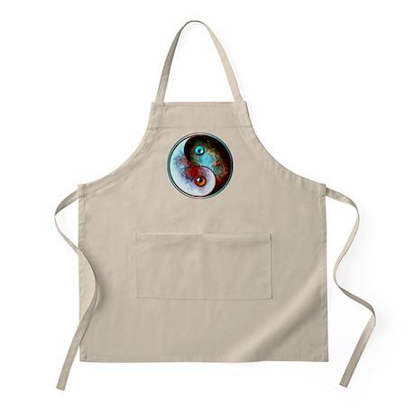 Cosmic Tao BBQ Apron