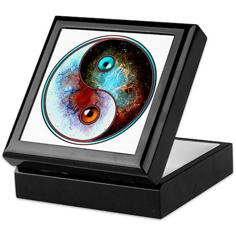 Cosmic Tao Keepsake Box