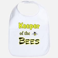 Keeper of the Bees Bib