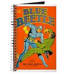 Classic Blue Beetle 4 SketchBook