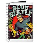 Classic Blue Beetle 3 SketchBook