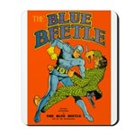 Classic Blue Beetle 4 Mousepad