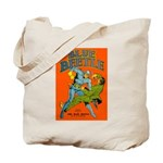 Classic Blue Beetle 4 Tote Bag