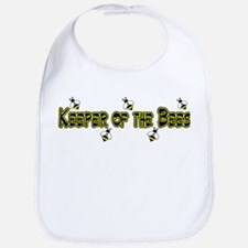 Keeper of the Bees Bib