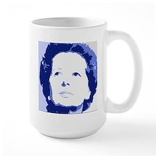 Margaret Thatcher - True Blue Mug
