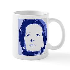Margaret Thatcher - True Blue Small Mug
