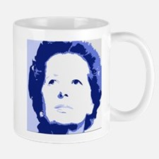 Margaret Thatcher - True Blue Small Small Mug