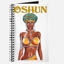 NEW!!! OSHUN CLOSE-UP Journal