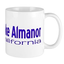 Cute Lake almanor california Mug