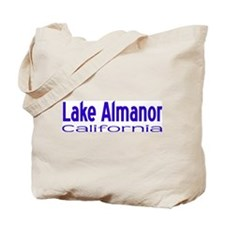 Cute Lake almanor california Tote Bag