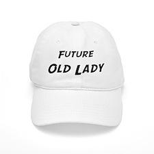 Future Old Lady Baseball Cap