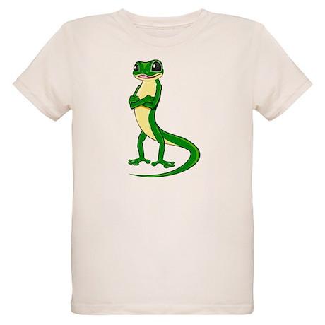 Gecko Attitude Organic Kids T-Shirt