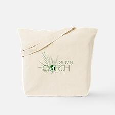 Save Earth Tote Bag